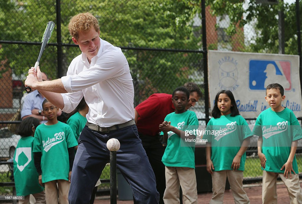 Prince Harry Visits The United States - Day Five : ニュース写真