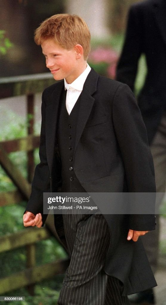 ROYAL Prince Harry Eton 5 : News Photo