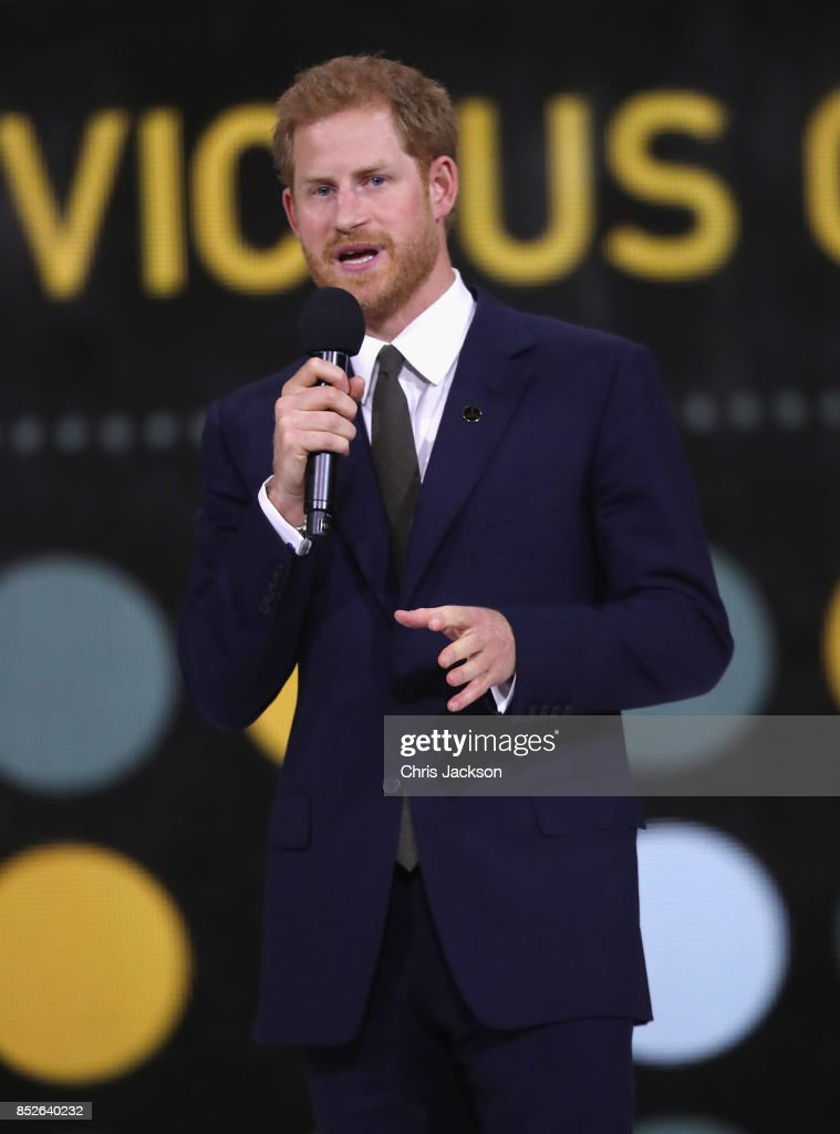 Invictus Games Toronto 2017 - Opening Ceremony : News Photo