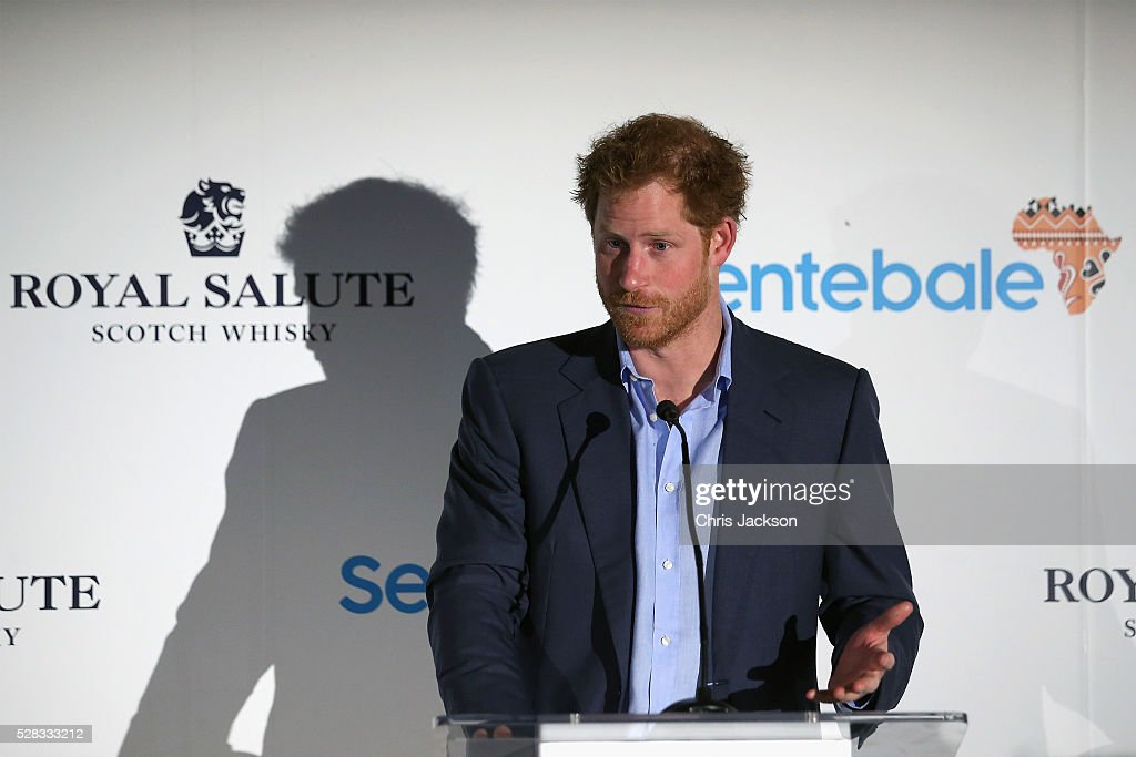 Sentebale Royal Salute Polo Cup In Palm Beach With Prince Harry - Polo : News Photo