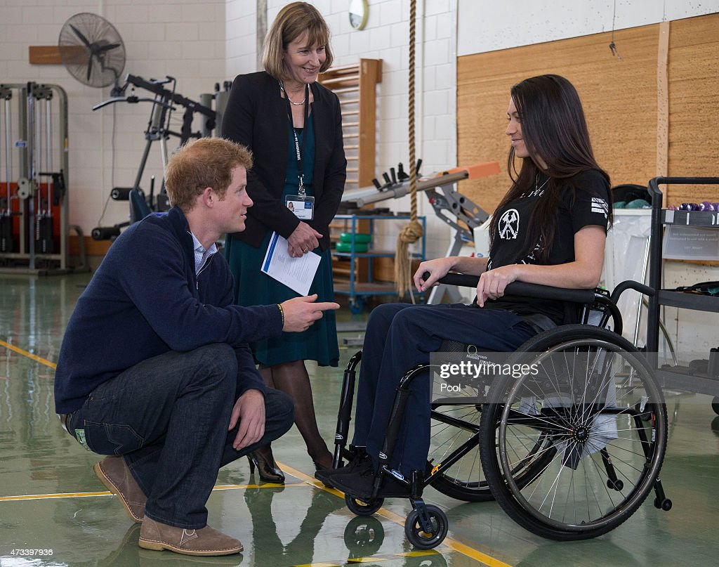 Prince Harry Visits New Zealand - Day 7 : News Photo
