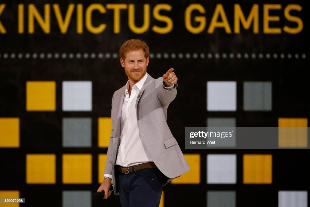 Invictus Games Closing Ceremony
