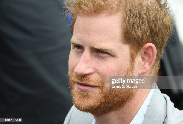 Prince Harry, The Duke of Sussex at the Invictus Games at the Domain on Oct 21, 2018 in Sydney, Australia.