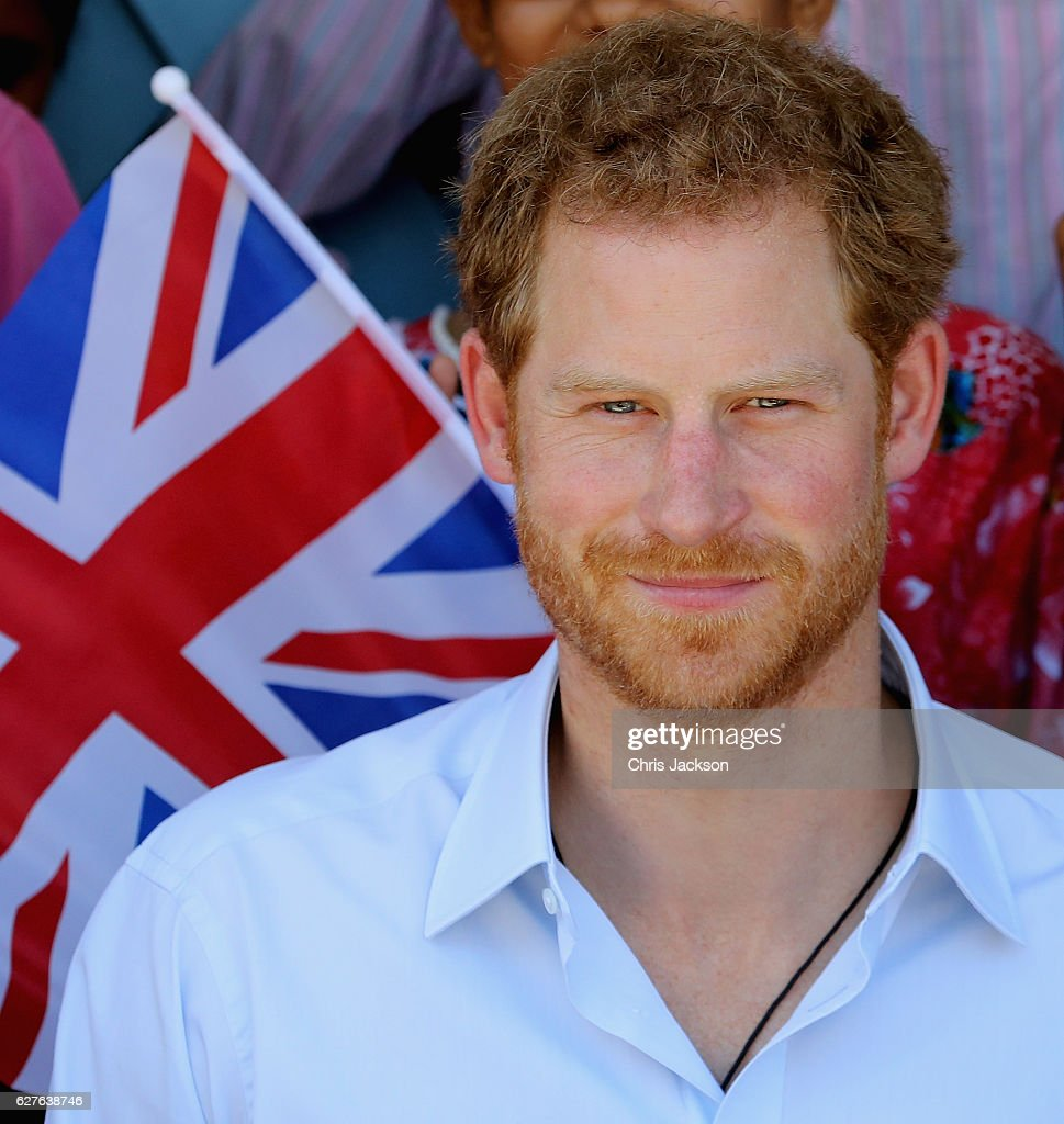 Prince Harry Visits The Caribbean - Day 14 : News Photo