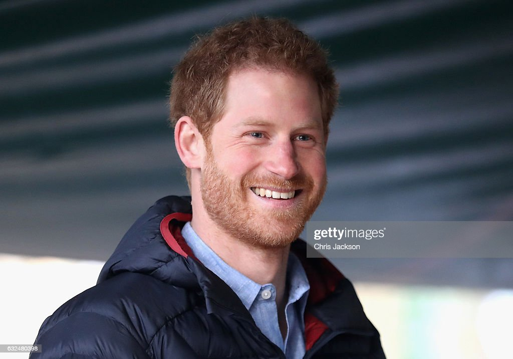 Prince Harry Visits The Help For Heroes Hidden Wounds Service