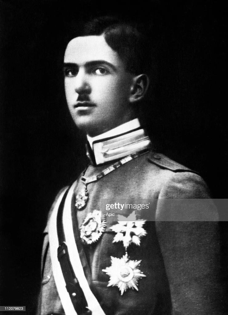 Umberto of Savoy : News Photo