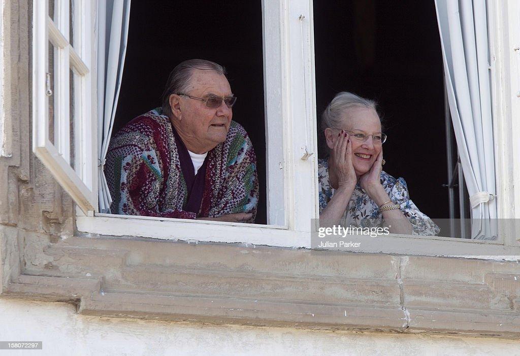 Prince Henrik Of Denmark 75Th Birthday Celebrations : News Photo