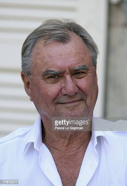 Prince Henrik of Denmark poses during the annual photocall in his summer residence on August 9 2006 in Caix France
