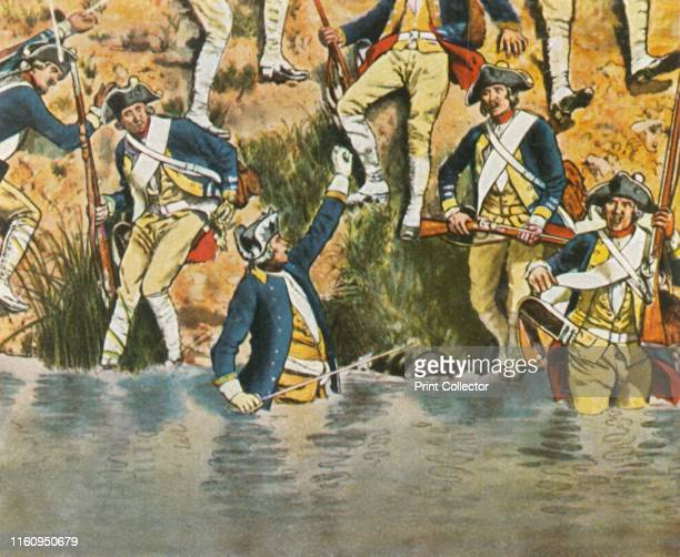 Prince Henry at the Battle of Prague 6 May 1757 'Prinz Heinrich in Der Schlacht Bei Prag 6 Mai 1757' The Battle of Prague was fought between the...