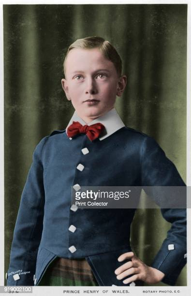 Prince Henry of Wales c1905c1909 Prince Henry Duke of Gloucester the third son of King George V of the United Kingdom as a child Artist Lafayette