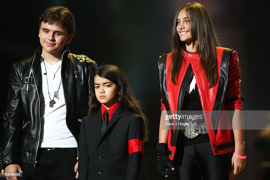 Michael Forever Tribute Concert : News Photo