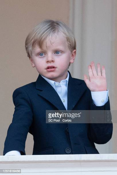 Prince Jacques of Monaco attends the Fete de la Saint Jean on June 23, 2020 in Monaco, Monaco.