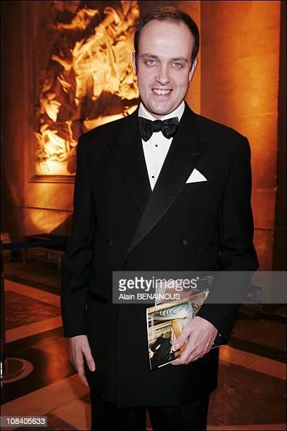Prince Jean d Orleans in Versailles France on November 28 2005