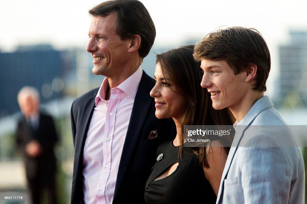 'All of Denmark celebrates The Crown Prince' TV Birthday Show From Copenhagen : News Photo