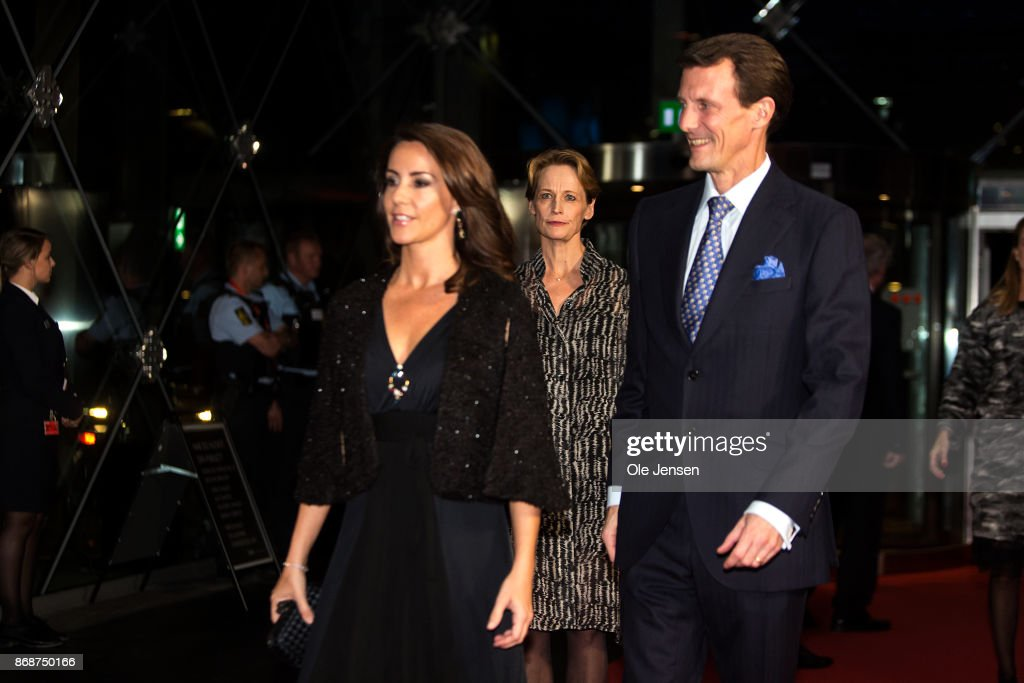 The Danish Royal Family Attend Concert In Celebration Of Reformation Anniversary : News Photo