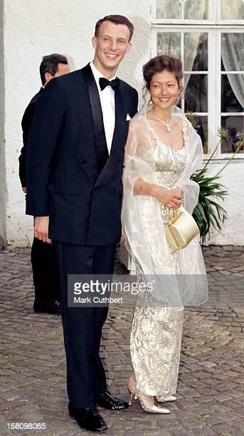 Prince Joachim Princess Alexandra Of Denmark Attend King Harald Queen Sonja'S 60Th Birthday Celebrations In NorwayRoyal Variety Performance Near...