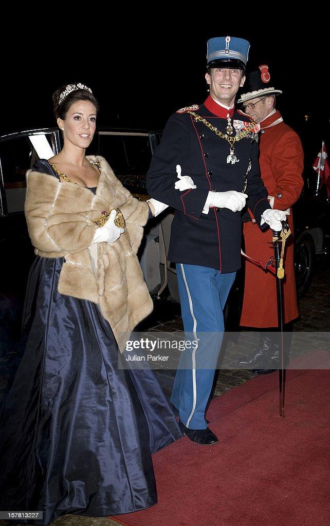 Royal Danish New Year Gala : News Photo