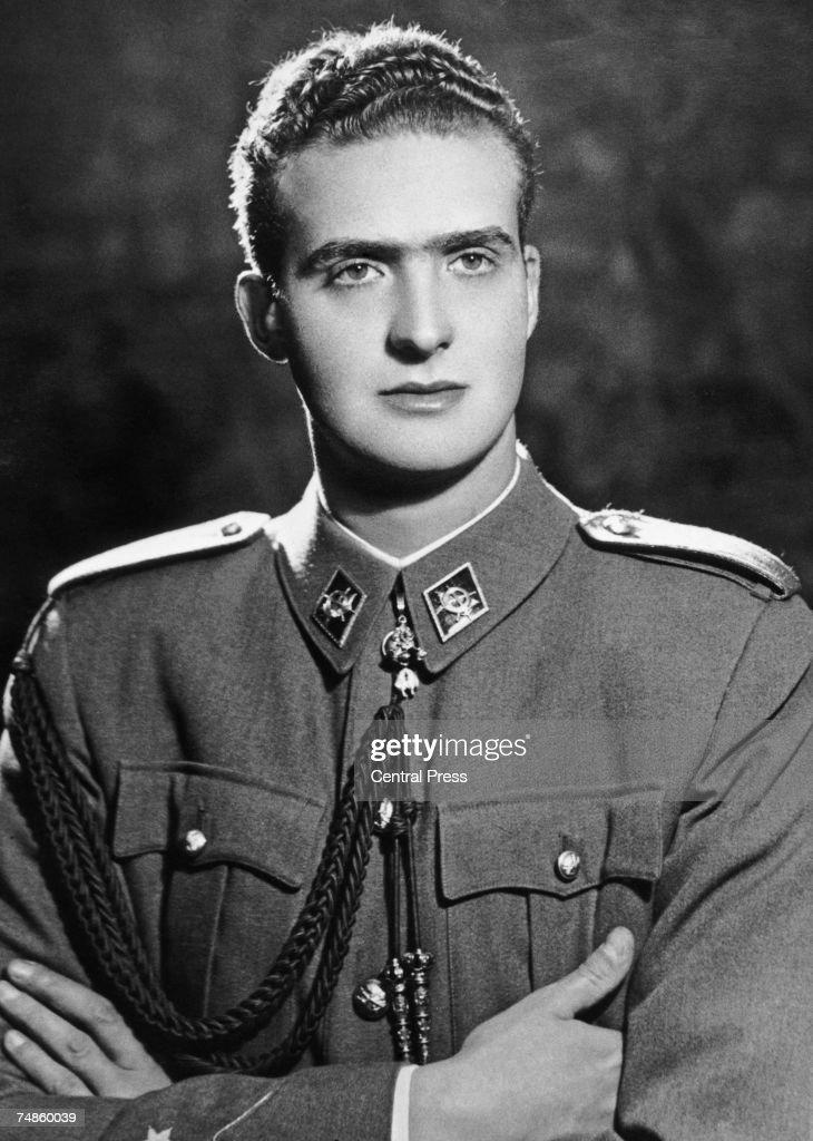 Future King Of Spain : News Photo
