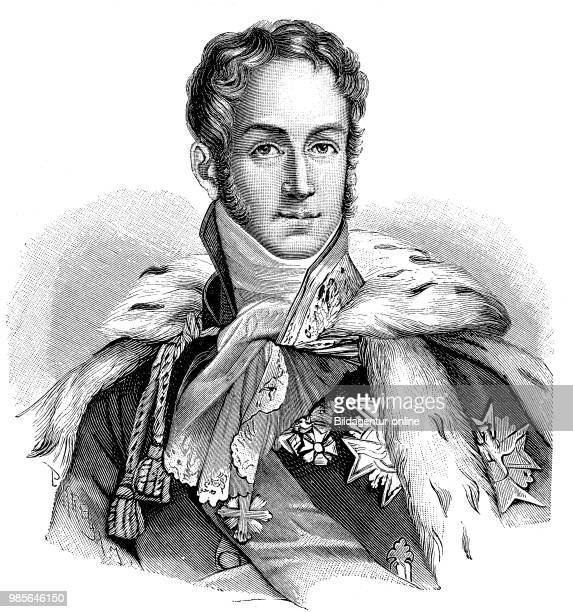 Prince Jules Auguste Armand Marie Count of Polignac 14 May 1780 2 March 1847 then briefly 3rd Duke of Polignac in 1847 was a French statesman digital...
