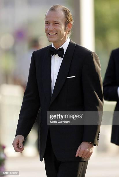 Prince Kyril Of Bulgaria Attends The Silver Wedding Anniversary Celebrations Of Grand Duke Henri & Grand Duchess Maria-Theresa Of...