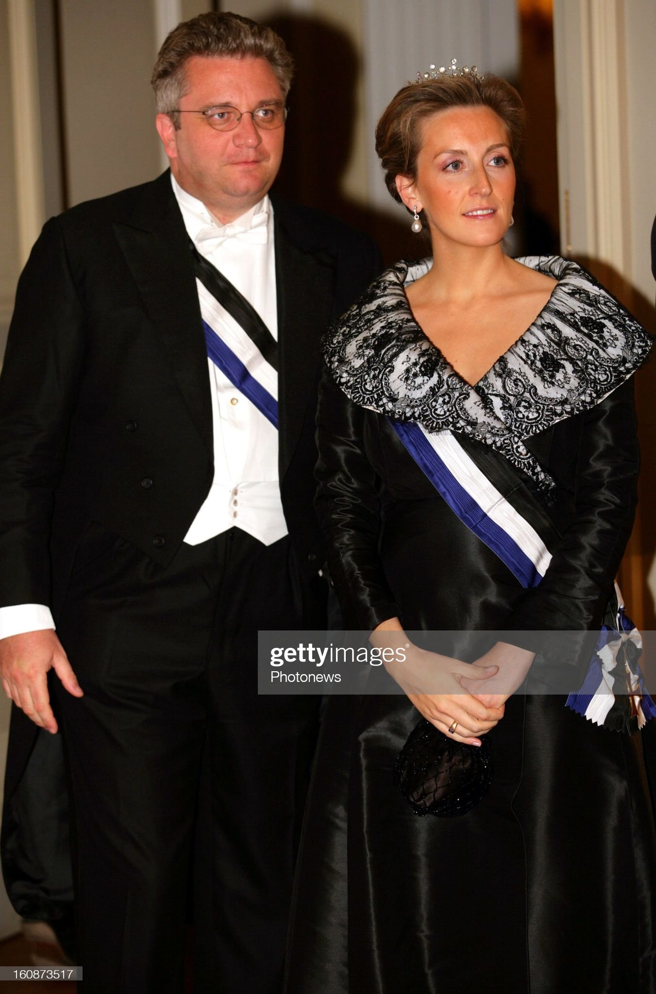 Prince Laurent of Belgium... : News Photo