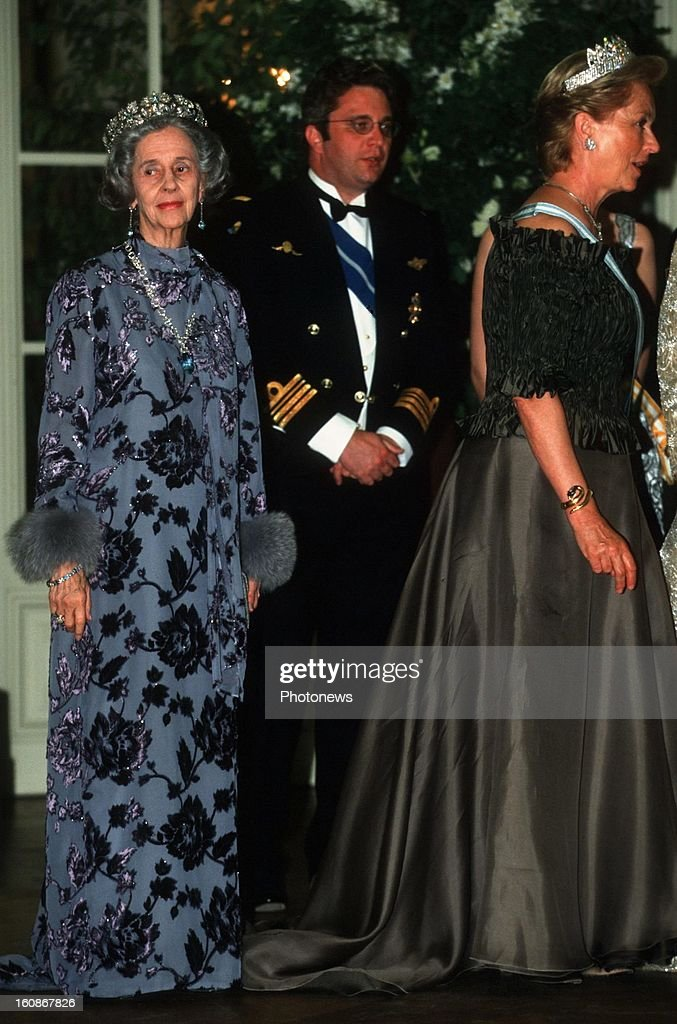 Prince Laurent of Belgium... : News Photo