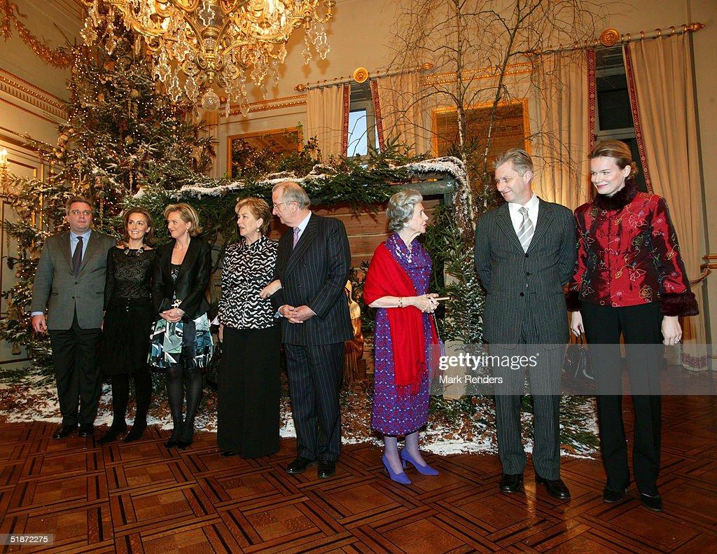 Christmas Concert And Royal Palace Reception