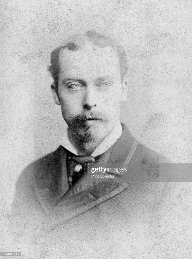Prince Leopold (1853-1884), Duke of Albany, late 19th century. : News Photo