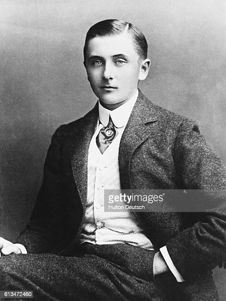 Prince Leopold of Battenberg son of Princess Beatrice and grandson of Queen Victoriaof England