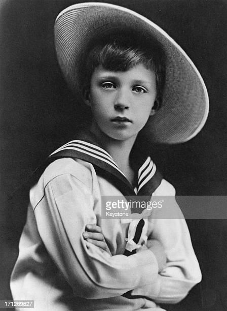 Prince Leopold of Belgium circa 1910