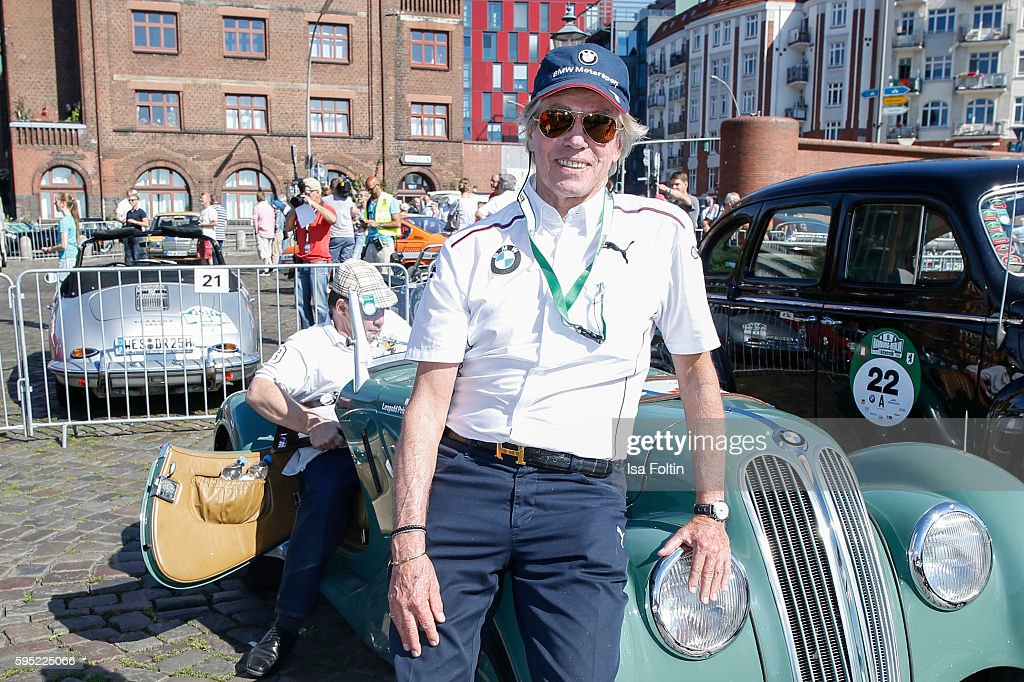 Hamburg-Berlin Klassik Rallye 2016 - Day 1