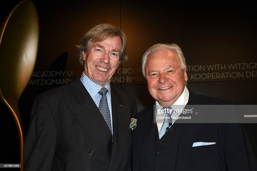 Eckart Witzigmann Award In Munich