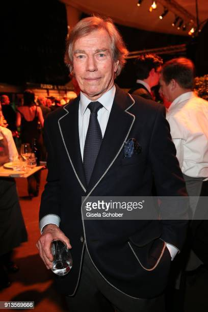Prince Leopold von Bayern during Michael Kaefer's 60th birthday celebration at Postpalast on February 2 2018 in Munich Germany