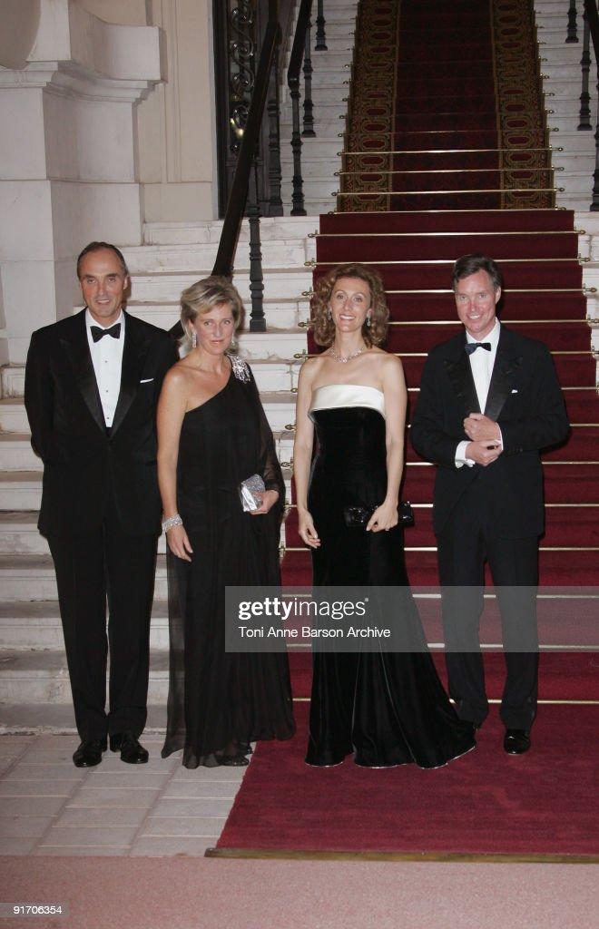 EORTC Gala Charity Dinner in Monte Carlo