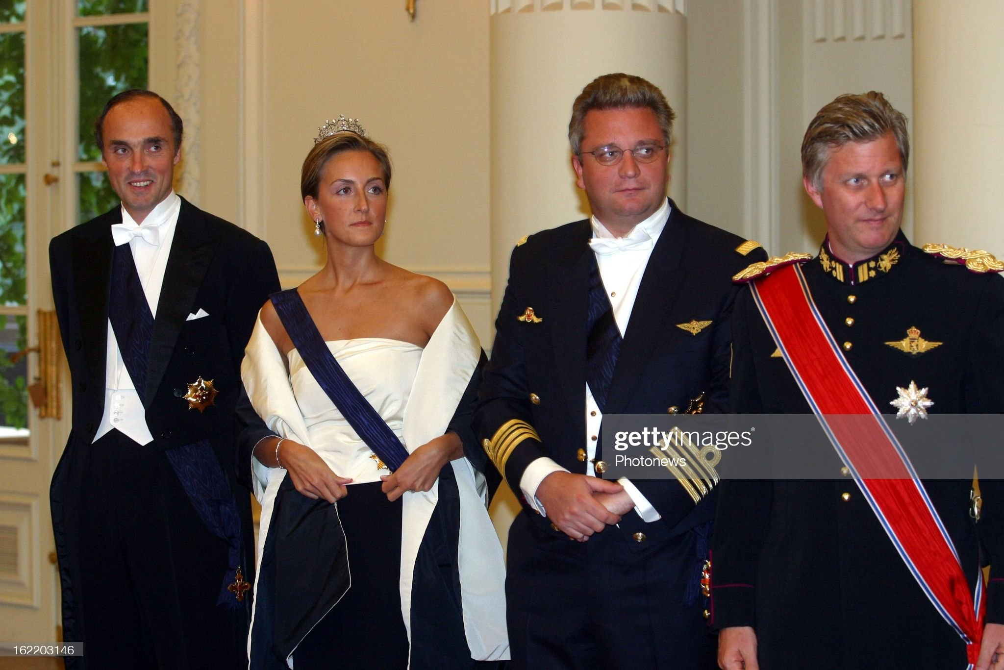 Prince Lorenz  of Belgium : News Photo