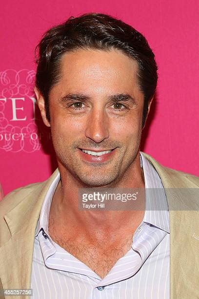 Prince Lorenzo Borghese attends OK Magazine's 8th Annual NY Fashion Week Celebration at VIP Room NYC on September 10, 2014 in New York City.
