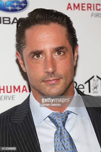 Prince Lorenzo Borghese attends Pet Philanthropy Circle's 5th Pet Hero Awards at Gotham Hall on October 7 2016 in New York City