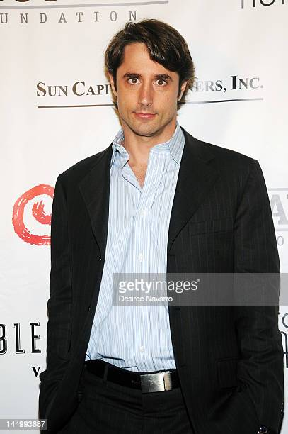 Prince Lorenzo Borghese attends the 10th Anniversary Wayuu Taya Gala at Dream Downtown on May 21, 2012 in New York City.