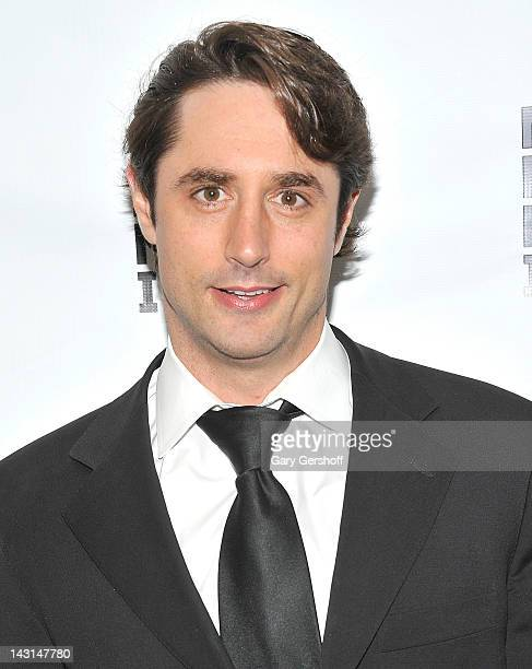 Prince Lorenzo Borghese attends the 2012 Museum Of The Moving Image Honors at the St Regis Hotel on April 19 2012 in New York City
