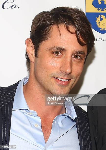 Prince Lorenzo Borghese attends the 2014 Animal USA Event at The Jane Hotel on January 29 2014 in New York City
