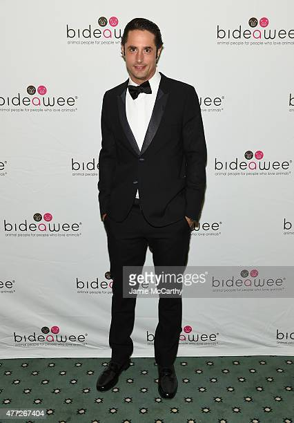 Prince Lorenzo Borghese attends the 2015 Bideawee Ball with Former Bachelor Star Prince Lorenzo Borghese on June 15, 2015 in New York City.