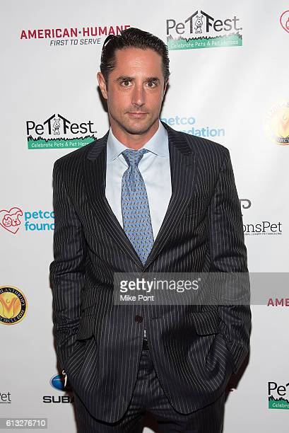 Prince Lorenzo Borghese attends the 2016 Pet Hero Awards at Gotham Hall on October 7, 2016 in New York City.