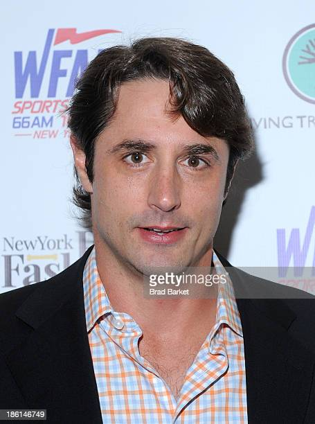 Prince Lorenzo Borghese attends the 8th Annual Laugh For Sight All-Star Comedy Benefit at Gotham Comedy Club on October 28, 2013 in New York City.