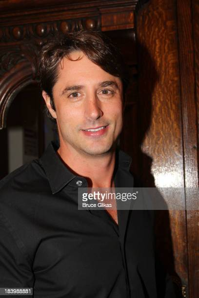 """Prince Lorenzo Borghese attends the Broadway opening night of """"A Night With Janis Joplin"""" at the Lyceum Theatre on October 10, 2013 in New York City."""