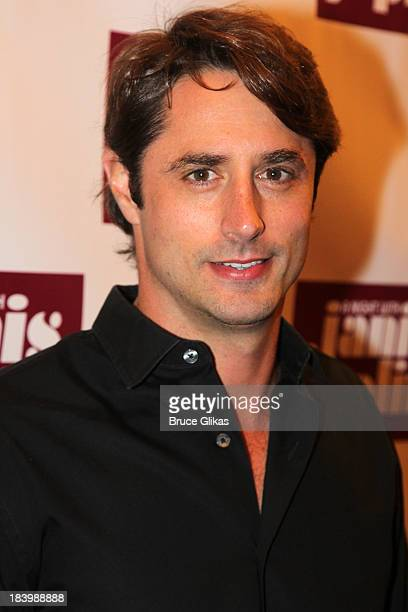 Prince Lorenzo Borghese attends the Broadway opening night of 'A Night With Janis Joplin' at the Lyceum Theatre on October 10 2013 in New York City
