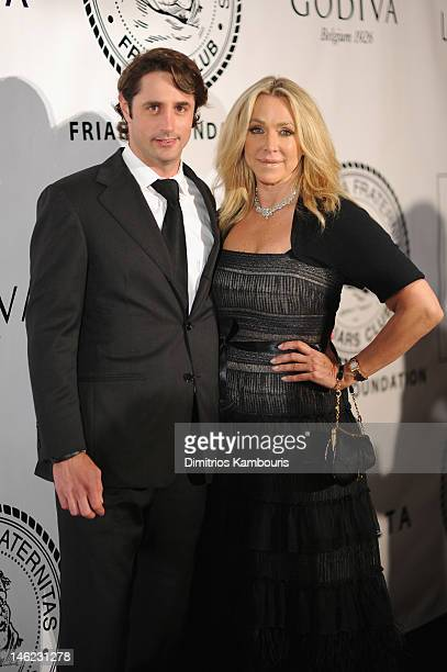 Prince Lorenzo Borghese attends The Friars Club and Friars Foundation Honor of Tom Cruise at The Waldorf=Astoria on June 12, 2012 in New York City.
