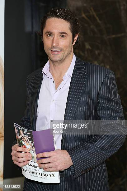 Prince Lorenzo Borghese attends the Miss America 2013 Mallory Hagan Official Homecoming Celebration at The Fashion Institute of Technology on March...