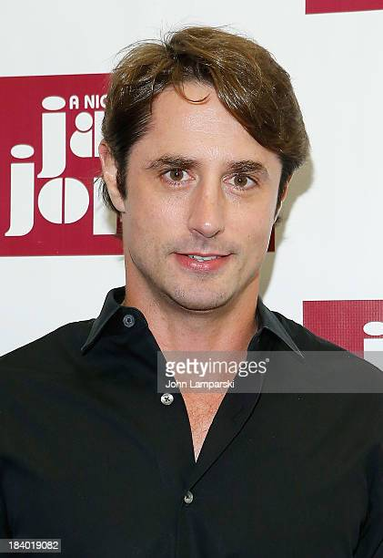 Prince Lorenzo Borghese attends the opening night A Night With Janis Joplin Broadway production at Lyceum Theatre on October 10 2013 in New York City
