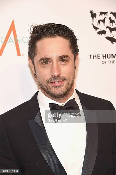Prince Lorenzo Borghese attends To the Rescue New York 60th Anniversary Gala at Cipriani 42nd Street on November 21 2014 in New York City