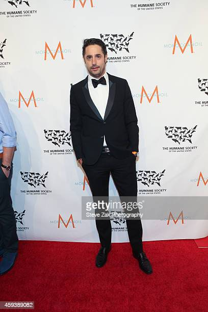 Prince Lorenzo Borghese attends 'To the Rescue! New York' 60th Anniversary Gala at Cipriani 42nd Street on November 21, 2014 in New York City.